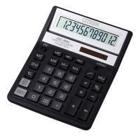 Калькулятор CITIZEN SDC-888XBK (чорний), 12 розрядів