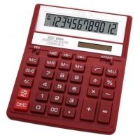 Калькулятор CITIZEN SDC-888XRD (червоний), 12 розрядів