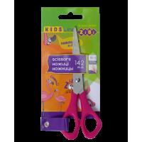 Ножницы для левшей  142мм. (розовый) ZB.5002-10