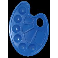 Палитра для рисования (синий) ZB.6920-02