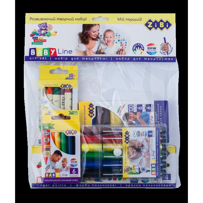 Набор подарочный для детского творчества  Baby Line  ZB.9951