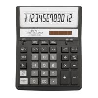 Калькулятор BRILLIANT BS-777BK (чорний)