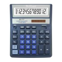 Калькулятор BRILLIANT BS-777ВL (синій)