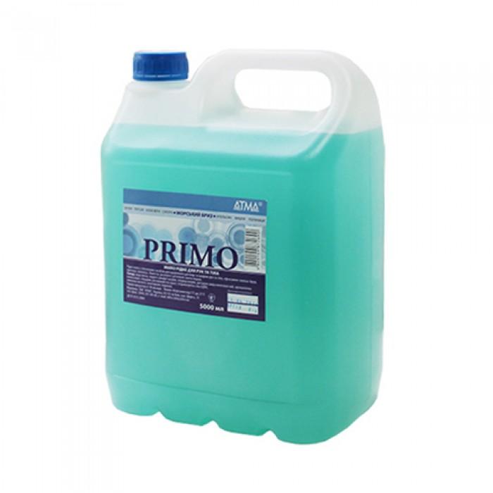Мыло жидкое PRIMO (морской бриз) 5 л.