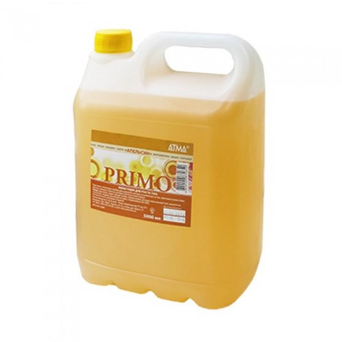 Мило рідке PRIMO (апельсин) 5 л.