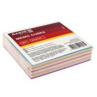 Блок бумаги для записей 8х8х2см (не склеенный) D8011