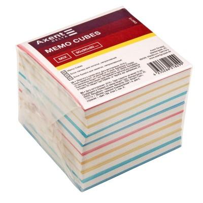 Блок паперу для записів 9х9х8см (не клеєний) D8015