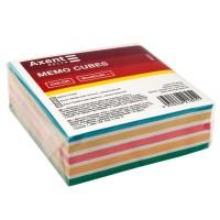 Блок бумаги для записей Color 9х9х3см (не склеенный) D8023