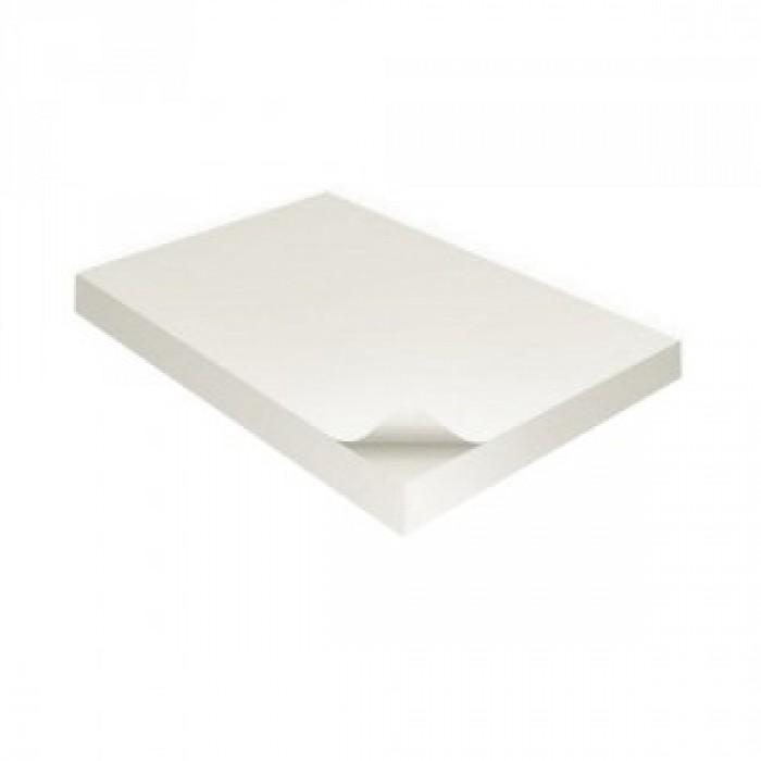Блок бумаги белый (не склеенный) 152х102мм. 170л.