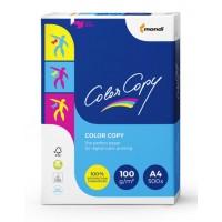 Бумага COLOR COPY 100г/м2, А4, 500л