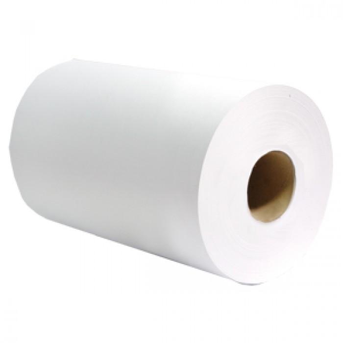 Папір рулонний без перфорації 420х50м, 55г/м2