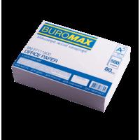 Папір офісний Buromax А5, 80г/м2 (500арк)