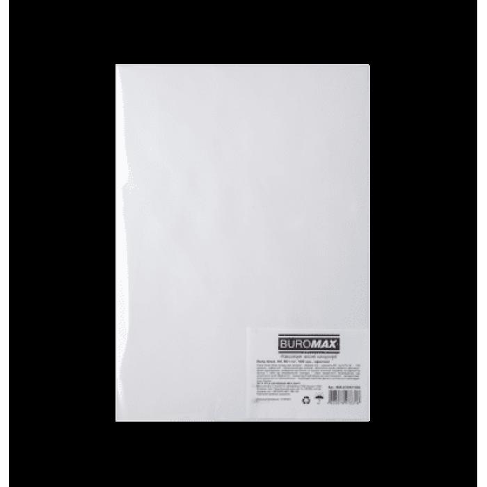 Папір офсетний 60г/м2, А4, 100арк