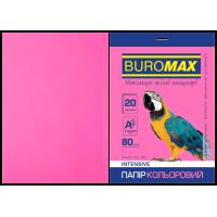 Папір кольоровий Intensiv (малиновий) А4, 80г/м2, 20арк.