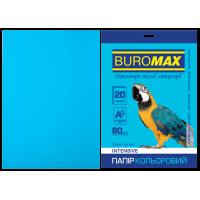 Папір кольоровий Intensiv (світло-синій) А4, 80г/м2, 20арк.