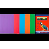 Бумага цветная Intensiv Mix (5 цветов) А4, 80г/м2, 20л.
