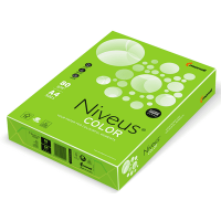 Бумага цветная Neon (зеленый) А4, 80г/м2, 500л.