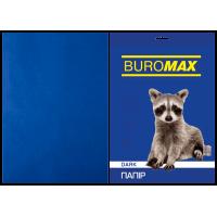 Бумага цветная Dark (темно-синий) А4, 80г/м2, 20л.