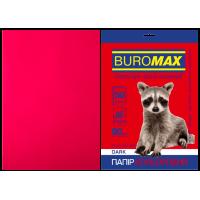 Папір кольоровий Dark (бордовий) А4, 80г/м2, 50арк.