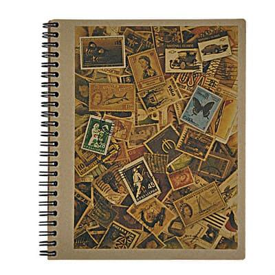 Зошит на пружині KRAFT А5, 80арк. bm.2415