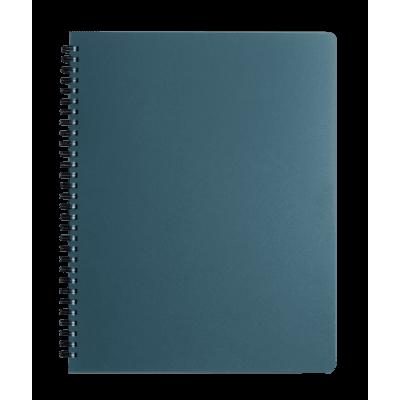 Зошит для записів Office А4, 96арк. клітинка (графіт)