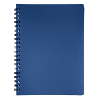 Тетрадь для записей Status А4, 80л. клетка  (графит) bm.24452153-50