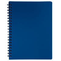 Тетрадь для записей А4 Status (маренго) bm.24452153-53