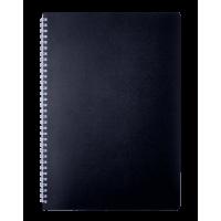 Зошит для записів А4 Classic (чорний) bm.2446-001