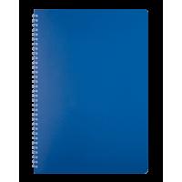 Зошит для записів А4 Classic (синій) bm.2446-002