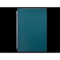 Книга записная на пружине  А6, Office (зеленый)  bm.24651150-04