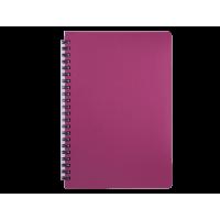 Книга записна на пружині  А6, Office (червоний)  bm.24651150-05