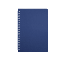Книга записная Bark В5, 60л. (клетка) синий  bm.24554154-02