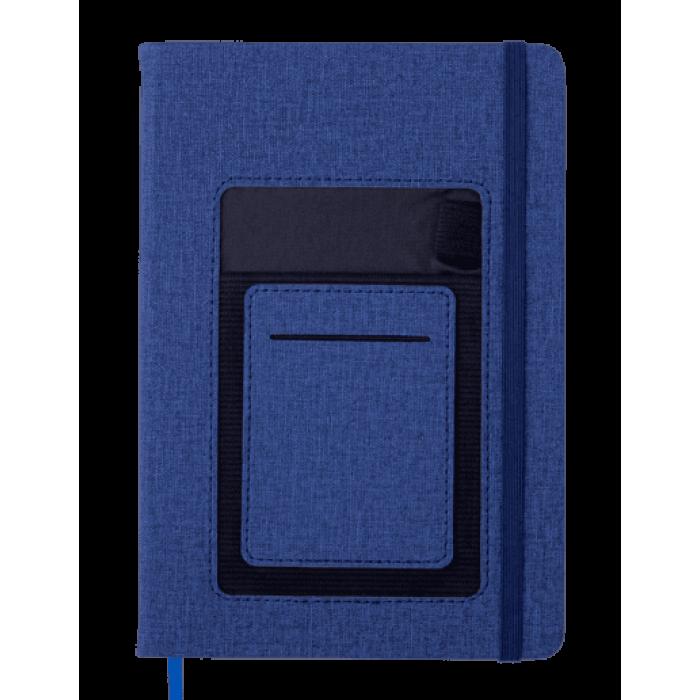 Блокнот діловий Comfort А5, 96л. синій (нелінований) BM.295009-02