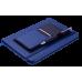 Блокнот деловой Comfort А5, 96л. синий (нелинованный) BM.295009-02