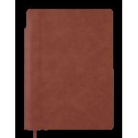 Блокнот діловий Fresh А5, 96л. коричневий (нелінований) BM.295011-25