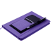 Блокнот діловий Comfort А5, 96арк. фіолетовий (клітинка)  BM.295109-07