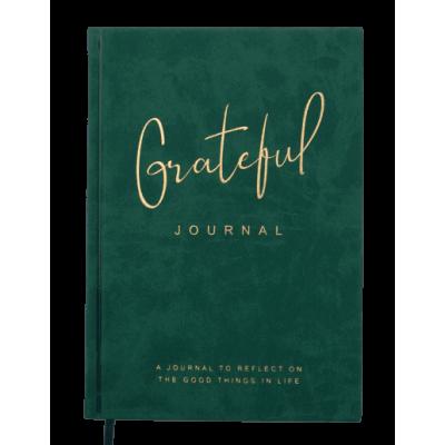 Блокнот деловой Grateful А5, 96л. темно-зеленый (клетка) BM.295119-16