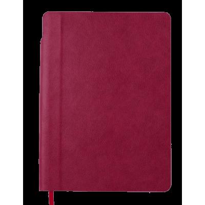 Блокнот діловий Fresh А5, 96л. темно-червоний (лінія) BM.295211-13