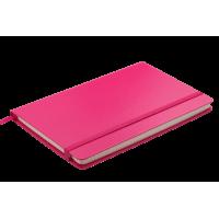 Блокнот деловой Strong LOGO2U 125х195мм. 80л. розовый (клетка) BM.29912101-10