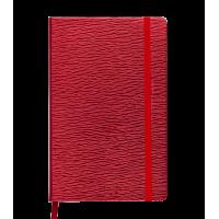 Блокнот деловой Ingot 125х195мм, 80л. красный (клетка) BM.29912103-05