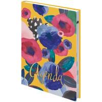Щоденник недатований Агенда Flex Flowers 73-796 38 941