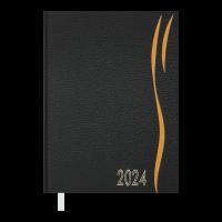 Щоденник датований А5 Motivation (помаранчевий) 336стр