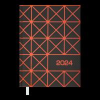 Щоденник датований А5 Linea (помаранчевий) 336арк