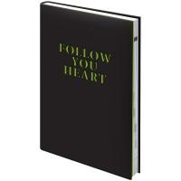 Ежедневник недатированный Агенда Follow your heart 73-796 60 011