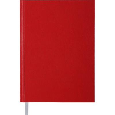 Ежедневник недатированный А5 Strong (красный)