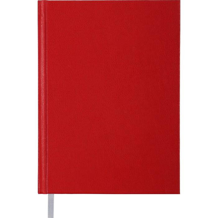 Щоденник недатований А5 Strong (червоний)