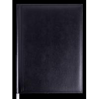 Щоденник недатований А4 Base (чорний)