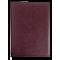 Ежедневник недатированный А4 Base (бордовый)