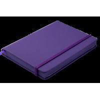 Ежедневник недатированный А5 Touch Me (фиолетовый)
