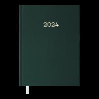 Ежедневник датированный А5 Monochrome (зеленый) 336стр